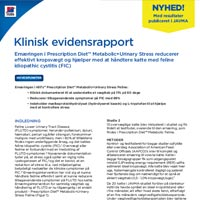 Klinisk Evidensrapport – Metabolic Plus Urinary Stress