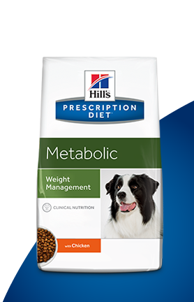 Prescription Diet Metabolic Produkt