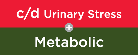 c/d Urinary + Metabolic
